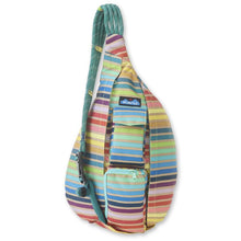 Load image into Gallery viewer, Kavu Rope Sling -Summer Stripe