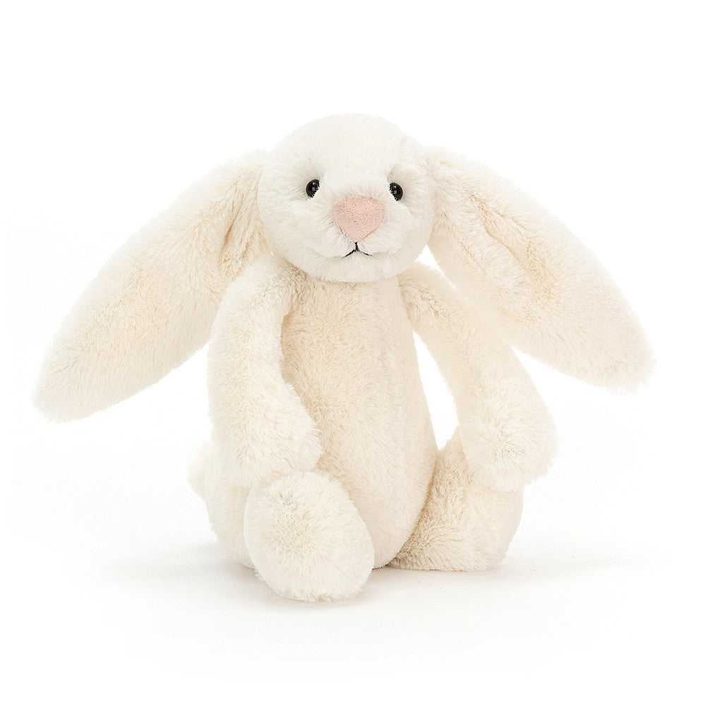 Jellycat Bashful Cream Bunny -Sm
