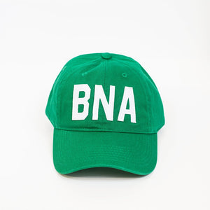 Aviate Hat -BNA Nashville -Green