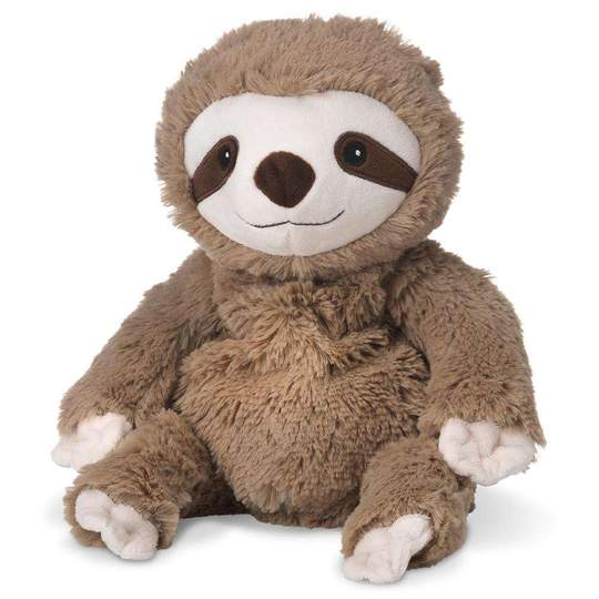 Warmies Plush Sloth