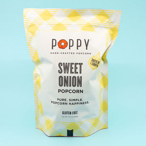 Poppy Popcorn -Sweet Vidalia Onion