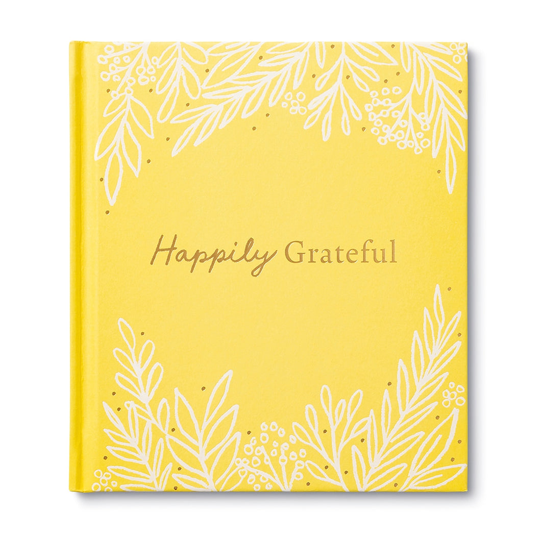 Book of Quotes -Happily Grateful