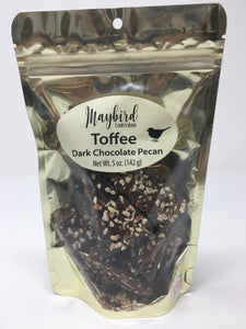 Maybird Toffee -Dark Chocolate Pecan