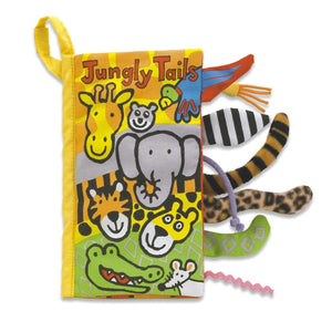 Jellycat Activity Book -Jungly Tails