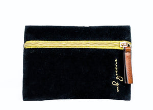 mb greene Be Clear -Chain Purse w/ Privacy Pouch