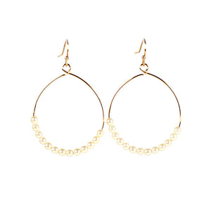 MBS Earrings -Sailor Pearl