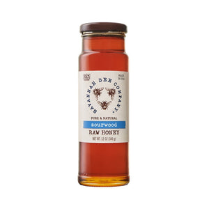 Savannah Bee Sourwood Honey 12 oz