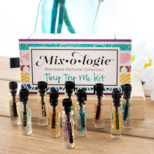 Load image into Gallery viewer, Mixologie Perfume Tiny Try Me Kit