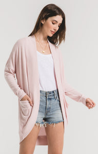 Z Supply Blush Cardigan