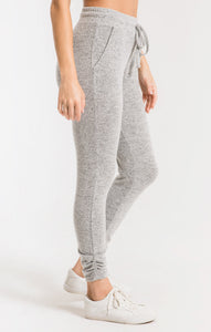 Z Supply Marled Ankle Pants