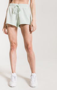 Z Supply Cotton French Terry Shorts