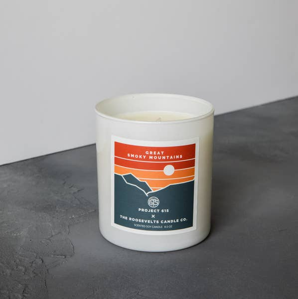 Roosevelts Candle -Great Smoky Mountains