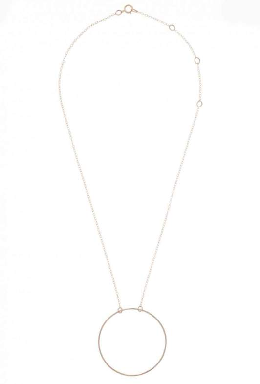 Able Hula Necklace -gold