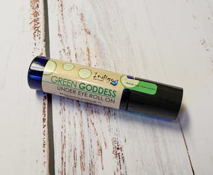 Indigo Under Eye Serum -Green Goddess