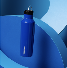 Load image into Gallery viewer, Corkcicle Sport Canteen -Cobalt