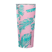 Load image into Gallery viewer, Corkcicle Vineyard Vines Pink Tropical Flowers