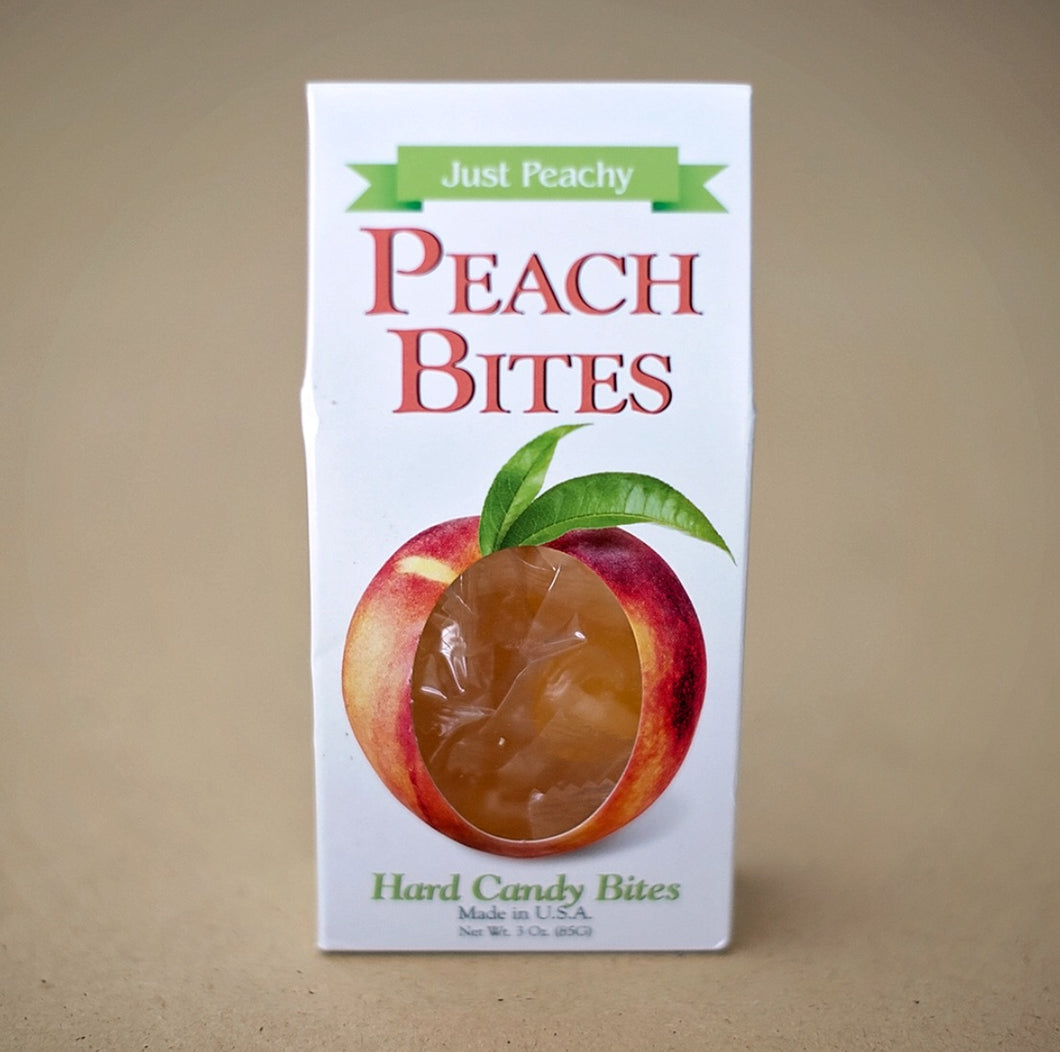 Peach Bites -3 oz.