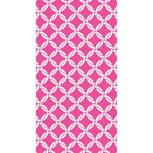 Guest Towels -Hot Pink Margot