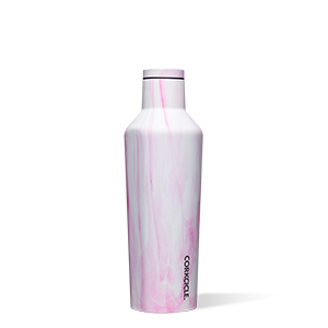 Corkcicle Canteen -Pink Marble