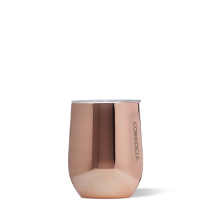 Corkcicle Stemless Wine -Copper