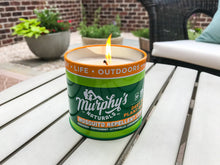 Load image into Gallery viewer, Murphy's Mosquito Repellent 9 oz Candle Tin