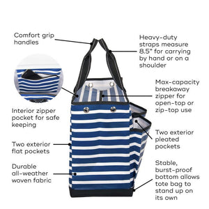 Scout BJ Pocket Tote Bags