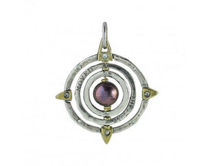 Waxing Poetic Sphera Pendant