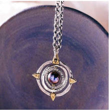 Load image into Gallery viewer, Waxing Poetic Sphera Pendant
