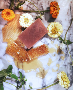 Indigo Wild Honey Body Soap