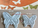 2 pcs/Set Butterfly Baking Mold