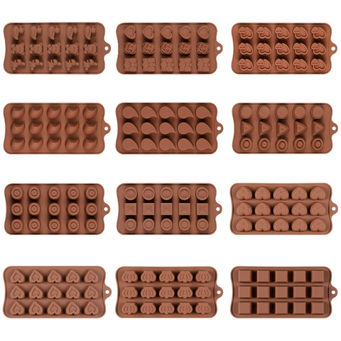 Chocolate Sugar Candy Baking Mold