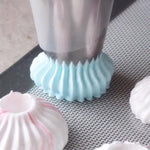 4 pcs/Set Icing Piping Tip Sultan