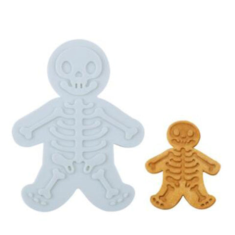 Halloween Skeleton Cookie Cutter
