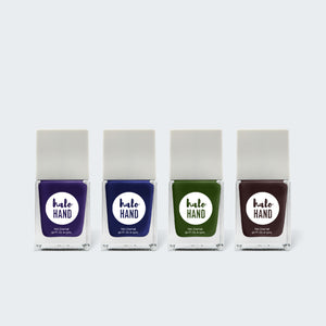 Dark Desires Color Kit - Halo Hand nontoxic Polish