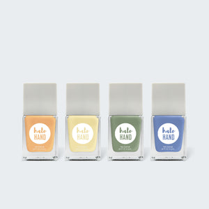 *Limited Release* Summer Treats Color Kit - Halo Hand nontoxic Polish