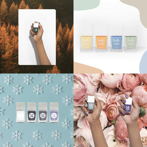 Load image into Gallery viewer, Seasonal Nail Color Kit Subscription