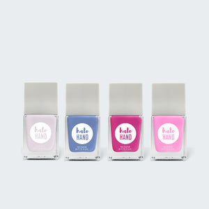 Customizable Full Color Kit - Halo Hand nontoxic Polish