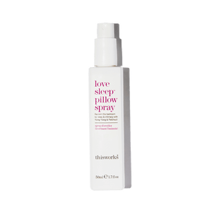 love sleep pillow spray