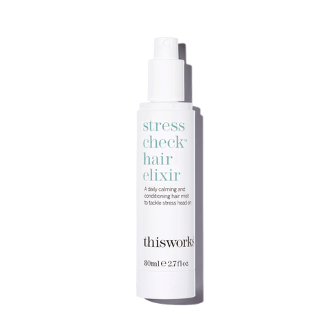 stress check hair elixir
