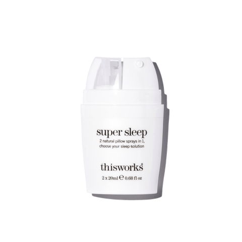 super sleep pillow spray