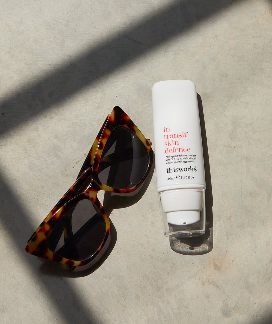 in transit skin defence SPF 45