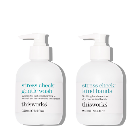 stress check skin saviours