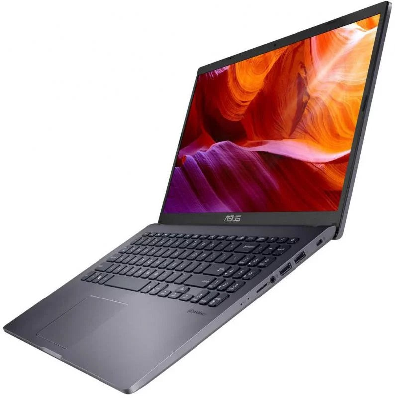"ASUS D509BA 15.6"" AMD A9 Laptop"