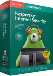 Kaspersky Internet Security - 3 User - 2 Years