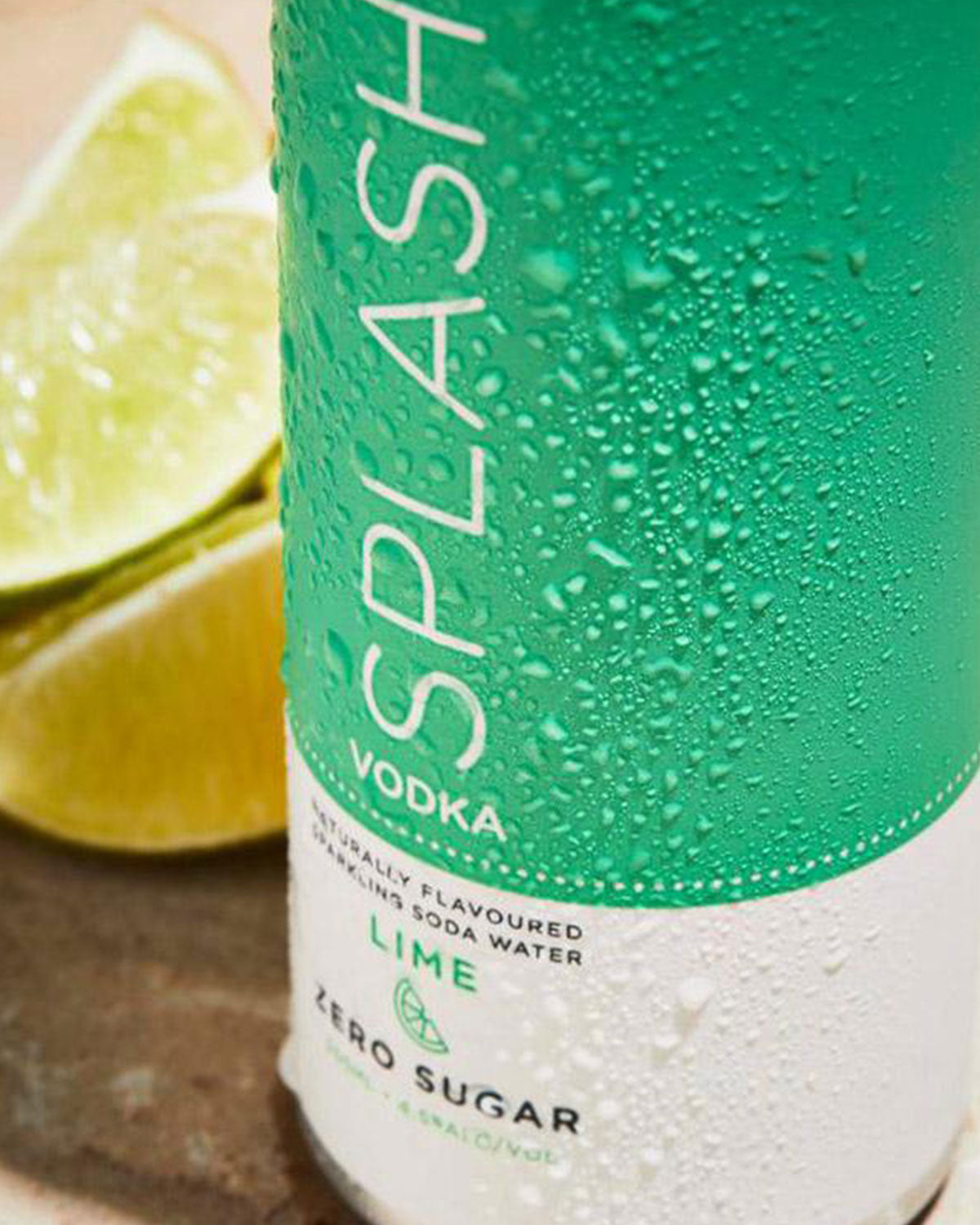 Vodka Lime Soda