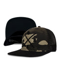 Loose Riders Trucker Cap - Camo II