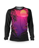 Loose Riders Jersey Langarm Men - Synth