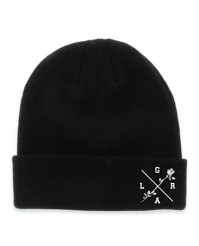 Loose Riders Beanie - Rose