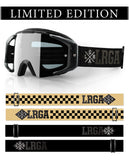 Loose Riders Limited Edition Goggle  - C/S RACE TAN
