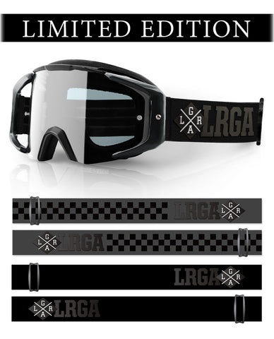 Loose Riders Limited Edition Goggle  - C/S RACE SLATE